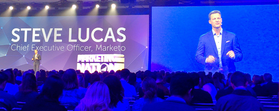 Keynote of Marketing Nation