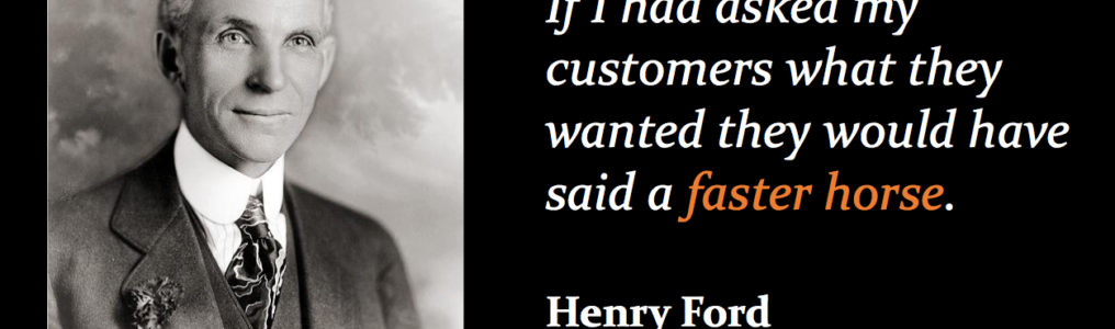 Henry Ford fasterhorse